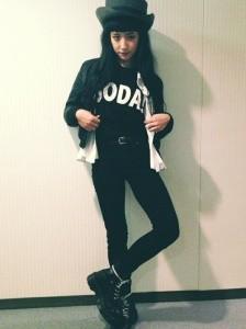 中田クルミファッション2