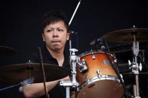 川口大喜ドラム