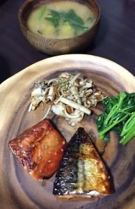 大屋真太郎、料理3