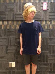 山さんコラボTシャツ